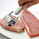 halpa Lihatyökalut-Ruostumaton teräs ja muovi ABS Keittiö ja ruokailu Keittiötarvike-setit Liha ja siipikarja Työkalut Kannettava Helppo Carry Koti Keittiö Tool Keittiövälineet Työkalut Meat For Keittoastiat