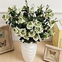 halpa Tekokukat-Keinotekoinen Flowers 1 haara Klassinen Moderni nykyaikainen Eurooppalainen Ruusut Eternal Flowers Pöytäkukka