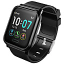cheap Smartwatches-B1 Men Smartwatch Android iOS Bluetooth Waterproof Touch Screen Heart Rate Monitor Blood Pressure Measurement Sports Stopwatch Pedometer Call Reminder Activity Tracker Sleep Tracker