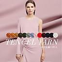 halpa Käsityöt ja ompelu-Silkki Yhtenäinen Stretch 140 cm leveys kangas varten Vaatteet ja muoti myyty mukaan 0,1