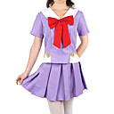 halpa Anime-peruukit-Innoittamana Tulevaisuuden Diary Gasai Yuno Anime Cosplay-asut Cosplay Puvut N / A Solmio Käyttötarkoitus Naisten