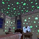 povoljno Anime kostimi-Igraće kocke Sjajno Naljepnica za vrata Csillag Zvjezdano nebo Prirodne ljepote 100 pcs Komadi Igračke za kućne ljubimce Poklon