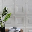levne Tapety-tapeta Acetátová vlákna Wall Krycí - Samolepící Jednobarevné