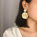 levne Módní náušnice-Dámské Náušnice Náušnice Šperky Zlatá / Stříbrná Pro Svatební Párty Výročí Denní Dovolená 1 Pair