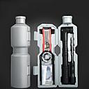 お買い得  Tire Repair Kits-WEST BIKING® メンテナンスツール&キット 携帯用 リペアキット 多機能の 耐久 用途 ロードバイク マウンテンバイク サイクリング スチール ホワイト
