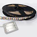 billige Syntetiske blondeparykker-BRELONG® 5 m Fleksible LED-lysstriber 300 lysdioder SMD 2835 Varm hvid / Hvid / Rød Chippable / Dekorativ / Koblingsbar 5 V 1pc