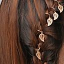 זול הד פיס למסיבות-סגסוגת קליפ לשיער עם מתכת 5 חלקים אירוע מיוחד / לבוש יומיומי כיסוי ראש