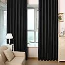 halpa Ikkunoiden verhot-Nykyaikainen 2 paneeli Verho Makuuhuone   Curtains