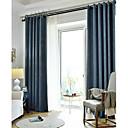 זול וילונות חלון-Blackout פאנל אחד וִילוֹן סלון   Curtains