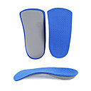 זול Rear View Monitor-זוג 1 בולמי זעזועים / orthotic מדרסים PEVA / ניילון עקב כל העונות יוניסקס כחול