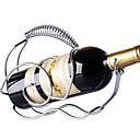 זול Others-2pcs פלדת אלחלד יפנית כלי בר ויין מעמדים ליין Creative מטבח גאדג'ט יַיִן אבזרים ל ברוור