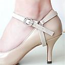 povoljno Vezice za cipele-1 komad PU koža Vezice Žene Ljeto Dnevno Srebro / Crvena / Nude