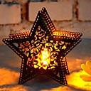 halpa Kynttilät ja kynttilänjalat-Moderni nykyaikainen / minimalistisesta Rauta Kynttilänjalat Kynttilänjalka 3kpl, Kynttilä / kynttilänjalka