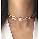 זול סיכות-בגדי ריקוד נשים שרשרת גדילים רטרו ציפוי בוהמי אופנתי סגסוגת זהב 38 cm שרשראות תכשיטים 1pc עבור חגים ליציאה