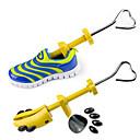 povoljno Stalci za cipele i oblikovači-Zatezivač cipela plastika 1pack Uniseks Bijela