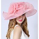 povoljno Movie & TV Theme Costumes-Elizabeta Čudesna gđa. Maisel Žene Odrasli dame Retro / vintage Klobučevine Kentucky Derby Hat Fascinator Hat šešir Pink Cvijet Šeširi Lolita Pribor