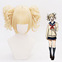 cheap Anime Cosplay Wigs-Cosplay Cosplay Cosplay Wigs All 35 inch Heat Resistant Fiber Blonde Anime