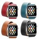 Недорогие DVD плееры для авто-Hermes двухполосный ремешок для Apple Watch серии Smart Watch серии 4/3/2/1 ремешок на запястье