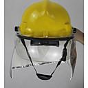 זול קסדות ומסכות-חתיכת חומר מיוחד אלומיניום קסדה מגן בטיחות / אנטי-בוהק / מגן קסדה אמריקאי