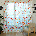 cheap Sheer Curtains-Contemporary One Panel Sheer Bedroom   Curtains