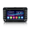 povoljno Stražnja kamera za auto-JUNSUN 2531.A 7 inch 2 Din Android 7.1 U-crtica DVD player / Car MP5 Player / Auto MP4 Player GPS / MP3 / Ugrađeni Bluetooth za Volkswagen / Škoda / Sjedalo Mini USB podrška MP3 / WMA GIF / BMP / PNG