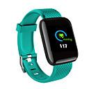 זול שעונים חכמים-d13 שעון חכם bt כושר גשש תמיכה להודיע / צג דופק שעון חכם ספורט תואם לאייפון / סמסונג / טלפונים אנדרואיד