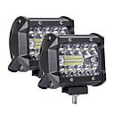 זול תאורה ללוחית הרישוי-1 יחידות 200 w led 3 שורות מנורת נהיגה בר אור עבודה 4 אינץ 'לאוניברסלי