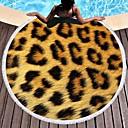 זול מגבת חוף-איכות מעולה מגבת חוף, חיה פולי / כותנה 1 pcs