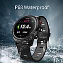 זול קפה ותה-st5 שעון חכם גברים ip68 עמיד למים מרובה ספורט מצב קצב הלב תחזית מזג האוויר. המתנה 100 ימים