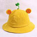 זול חכמים wristbands-מידה אחת ורוד מסמיק / סגול / צהוב כובעים ומצחיות אחיד / אותיות בסיסי יוניסקס ילדים