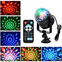 billige LED Strip Lamper-KWB 1set 6 W 4000-5000 lm 5 LED perler Fjernkontroll Mulighet for demping Bedårende LED Scenelys RGB 100-240 V
