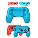 זול אביזרי Nintendo DS-1 זוג ABS אחיזה אחיזה אחיזה אחיזה joypad מחזיק עבור nintendo לעבור שמאלה ימינה השמחה con-joycon עבור בקר ns