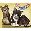 זול פאזלים מעץ-פאזלים מעץ צעצועי היגיון ופאזלים חתול חתול חיות הפגת מתחים וחרדה צעצועים לחץ לחץ דם עץ 300 pcs מתבגר בינוני צעצועים מתנות