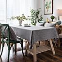 זול כיסויי שולחן-עכשווי יום יומי סיבי פוליאסטר ריבוע Cube כיסויי שולחן אחיד ידידותי לסביבה עמיד במים לוח קישוטים