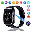 זול שעונים חכמים-x6 מסך מגע חכם לצפות עם מצלמה חכם שעון גברים תמיכה סים tw bluetooth smartwatch להרים waterproof עבור iPhone