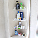 halpa Höyrysilitysraudat-voimakas imukuppi kylpyhuoneen hyllyjalusta jalustan WC-seinän ripustuskulma 1kpl