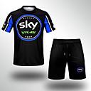זול ג'קטים לאופנועים-אופנוע בגדים שרוולים קצר עבור יוניסקס polyster קיץ לנשימה / מהיר יבש / sunscreen