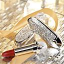 זול שפתונים-1 pcs 7 צבעים איפור יום עמיד במים / צבעוני / שפתיים רטוב / מט עמידים במים / אחיד מתוק / אופנתי להשלים קוֹסמֵטִי חומרי טיפוח