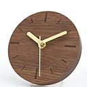 זול מכונות קפה-שעון, מודרני, מודרני, מעץ, מסביב,