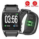 Недорогие Смарт-часы-V2 Smart Band монитор сердечного ритма фитнес-трекер SmartBand IP67 водонепроницаемый спортивный браслет для Android IOS