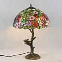 billige Bordlamper-Traditionel / Klassisk Nytt Design Bordlampe Til Soverom / Leserom / Kontor Harpiks 220V