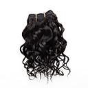 voordelige Ombrekleurige haarweaves-1 bundel Braziliaans haar Gekruld Klassiek 10A Onbehandeld haar Menselijk haar weeft 8 inch(es) Menselijk haar weeft Extensions van echt haar