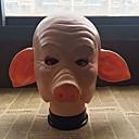 abordables Masques de Fête-Masques d'Halloween Masque d'Animal Jouets Cochon Thème de l'horreur Unisexe 1 Pièces