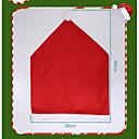 זול בלונים-קישוטים לחג קישוטי חג מולד קישוטים לחג המולד דקורטיבי אדום 1pc