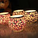 זול מזכרות נרות-נושא קלאסי מצדדים נרות - 1 pcs פמוטים קופסאת מתנה כל העונות