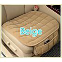 halpa Istuinsuojat autoon-yksinkertainen mukava auton etuistuin liukumaton hengittävä auton tyyny