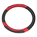 cheap Steering Wheel Covers-Steering Wheel Covers Leather 38cm For universal All Models