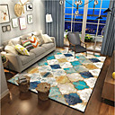 זול שטיחים-שטח שטיחים קלסי / מסורתי polyster, מלבן איכות מעולה שָׁטִיחַ