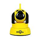 Недорогие IP-камеры для помещений-Hiseeu Домашняя Камера Безопасности IP Беспроводной Wi-Fi Smart Dog Wi-Fi Видеокамера 720 P Ночного Видеонаблюдения Крытый Радионяня
