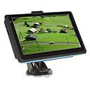 Недорогие DVD плееры для авто-7-дюймовый 7075 GPS 256M 8G Windows CE 6.0 Автомобильный GPS-навигатор Авто с сенсорным экраном GPS-навигатор аудио-видео плеер
